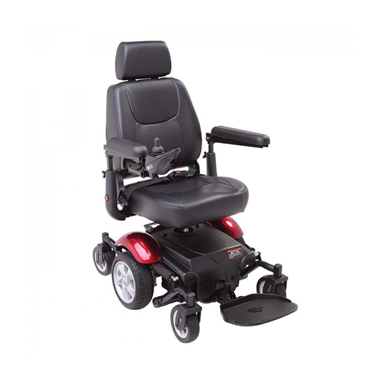 Rascal P327 Mini Power Chair
