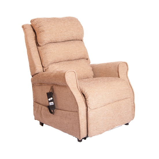 Kingsley Rise Amp Recline Armchair Compact Dual Motor By