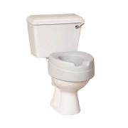 NRS Comfort Raised Toilet Seat