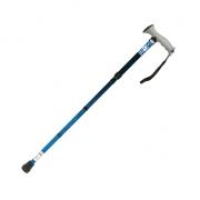 Drive Folding Walking Stick With Gel Grip Handle