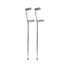 Aidapt PVC Wedge Handle Elbow Crutch