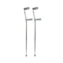 Aidapt PVC Wedge Handle Elbow Crutch