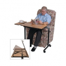 Roma Medical Over Bed / Chair Adjustable Table